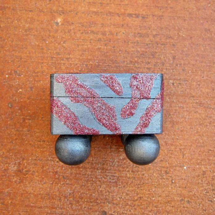 Zebra-Print-Box
