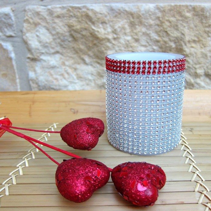blinged-vday-candle