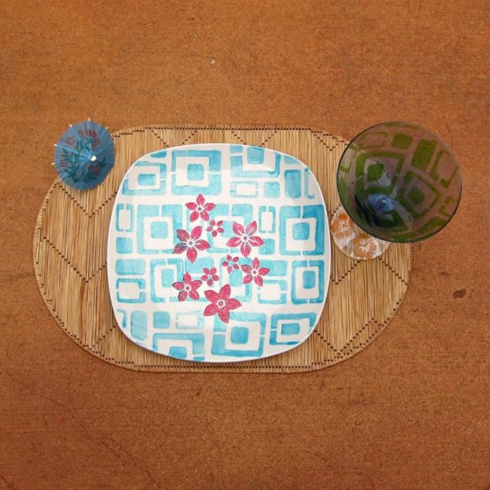 Tiki-party-glass-paint