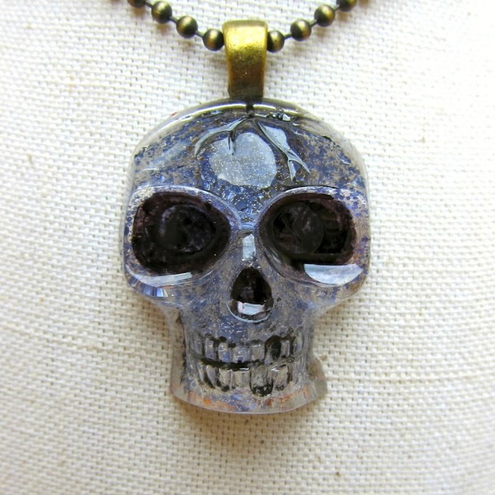blue-resin-skull-pendant