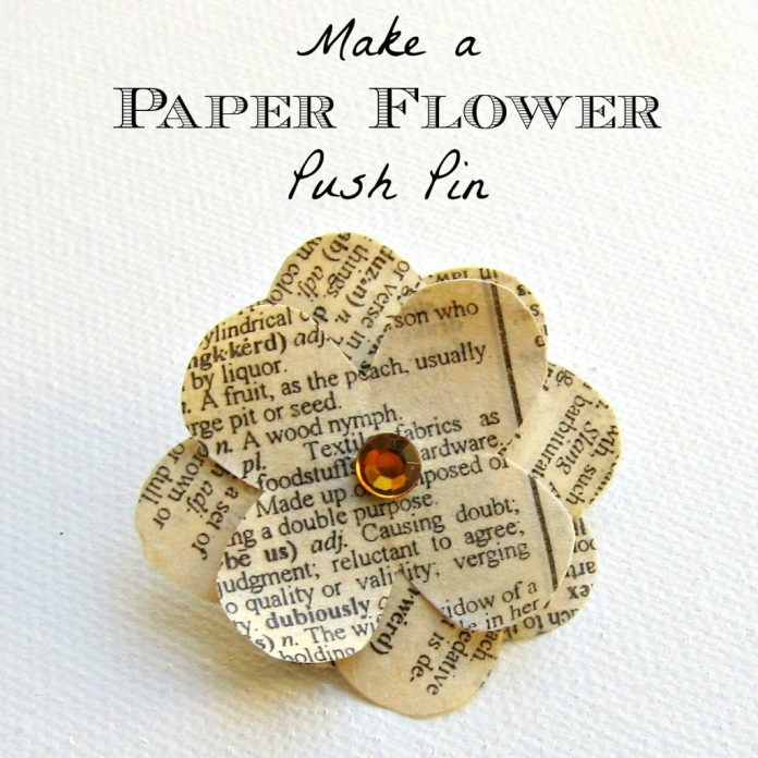 Make-Paper-Flower-Pin