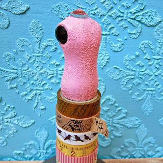 Washi-Tape-Dress-Form-DIY