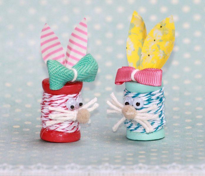 spool bunnies