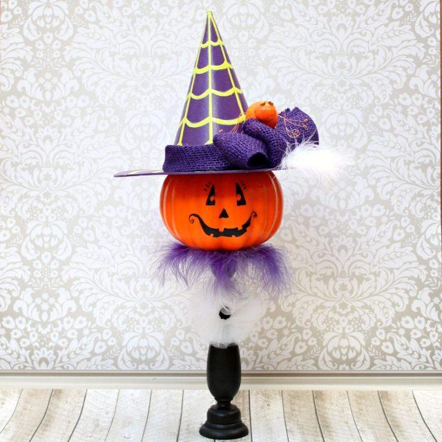 centerpiece witch hat