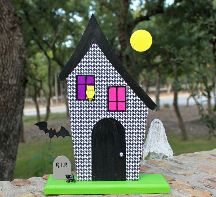haunted house diy