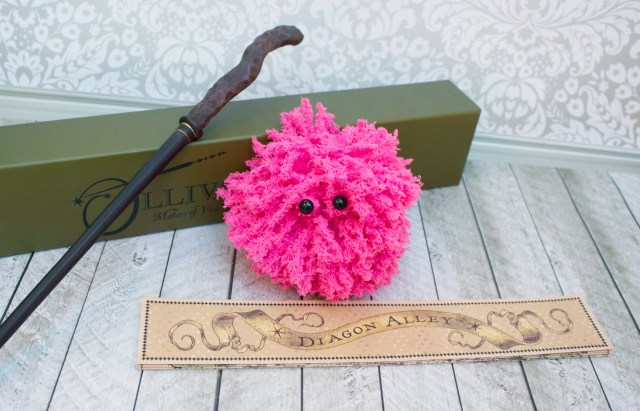 Make a Pygmy Puff: Harry Potter Craft Project