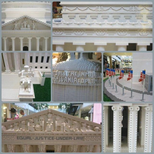 LEGO Monument Details