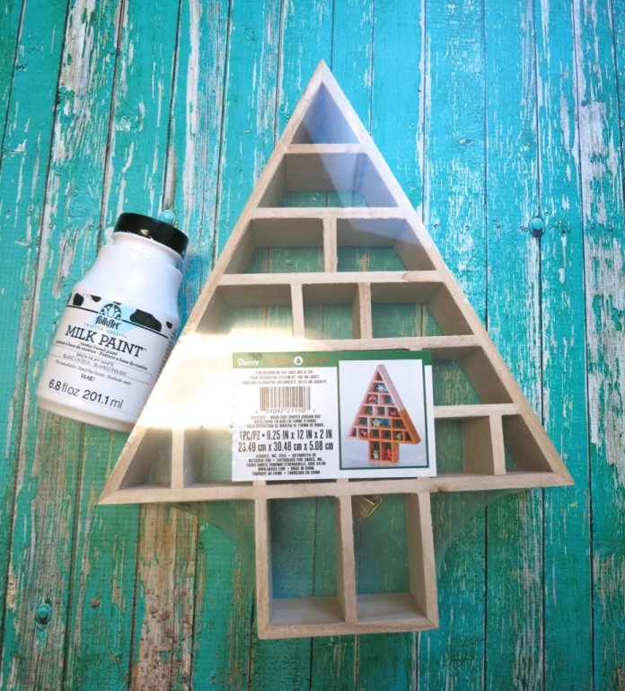 Make forest themed woodland Christmas Decor