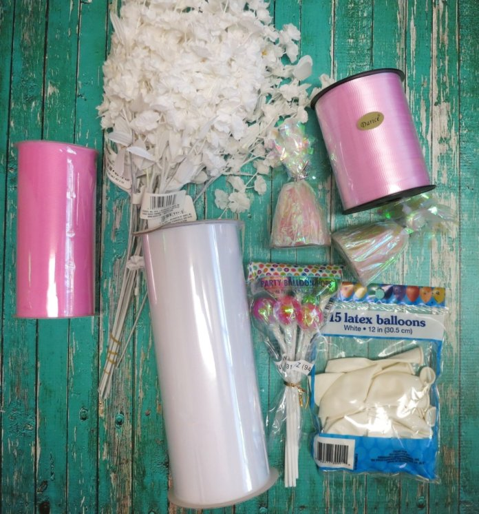 party decorating supplies