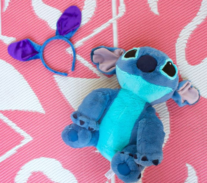 stitch ears tutorial