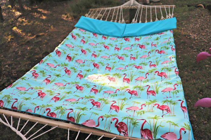 Hammock Cushion Tutorial: Lounge in Comfort
