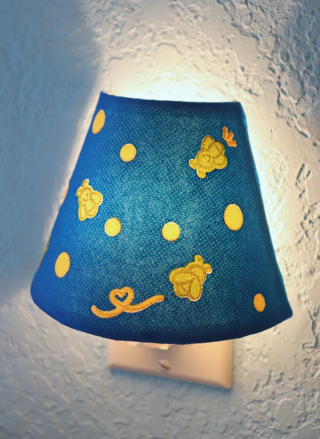 Make a firefly night light in no time!