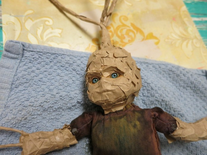 Mandrake Tutorial: A Harry Potter DIY Project - Morena's Corner