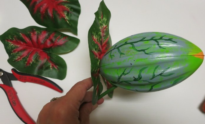Make Audrey 2 Little Shop of Horrors DIY with Free Printable