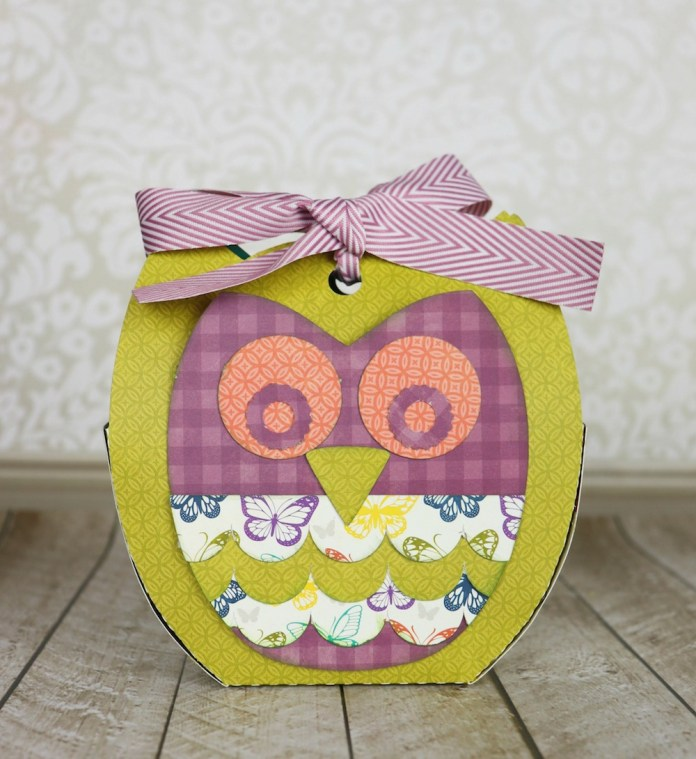 Cute Gift Bag DIY