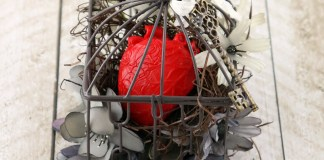 Halloween Cloche and Birdcage Decorating Ideas