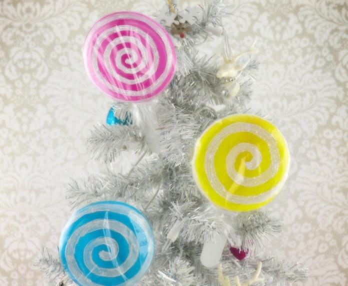 lollipop ornaments
