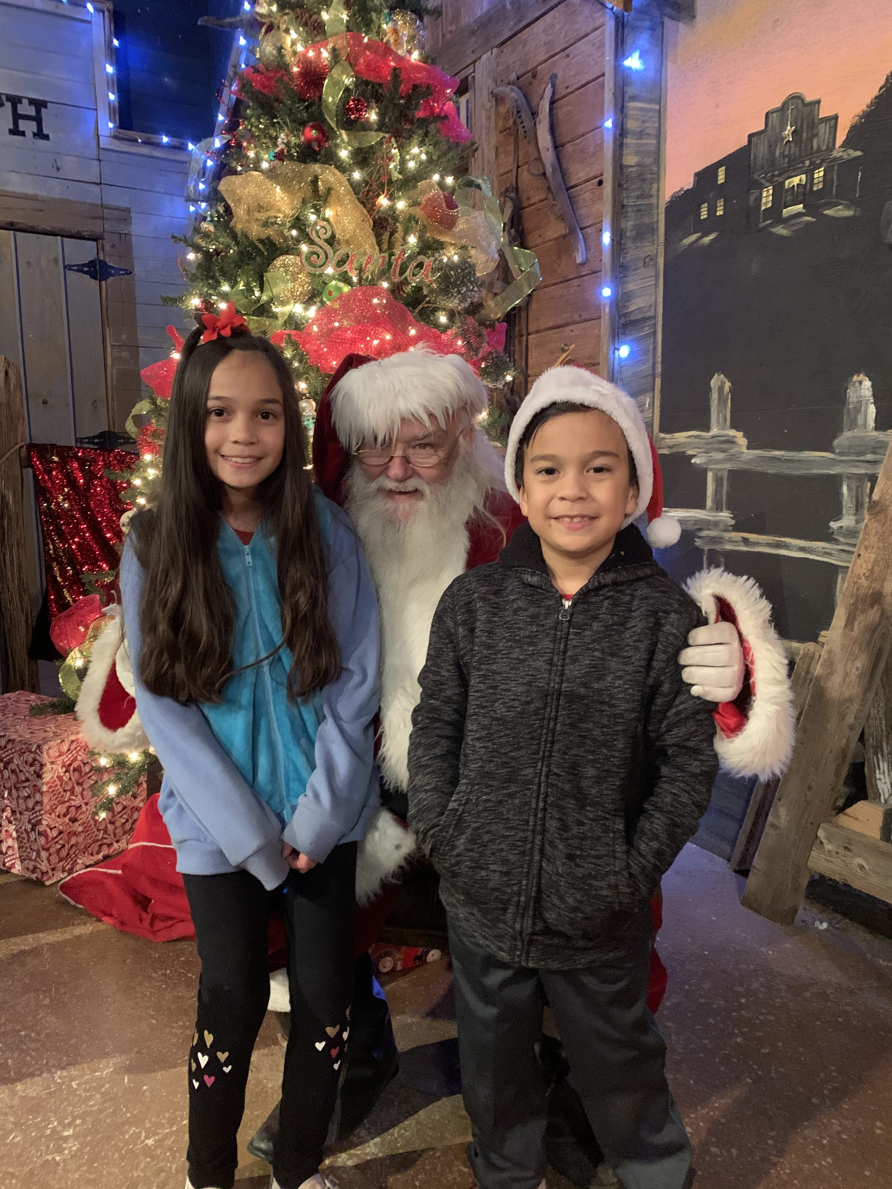 Old West Christmas Light Fest: Family Fun