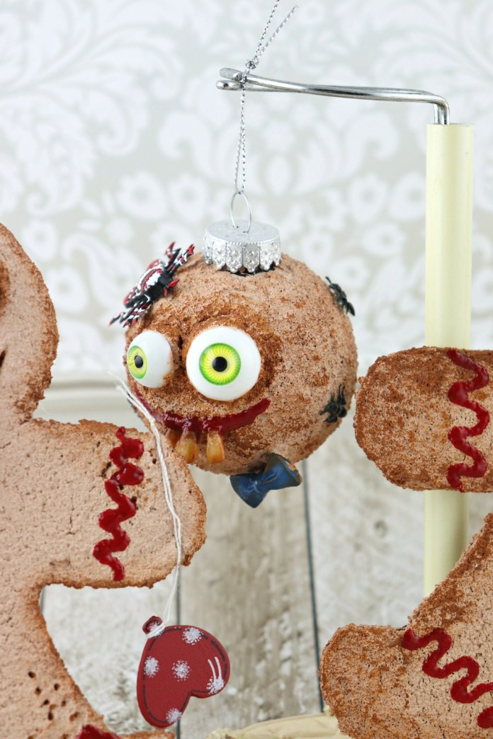 Gingerdead men DIY