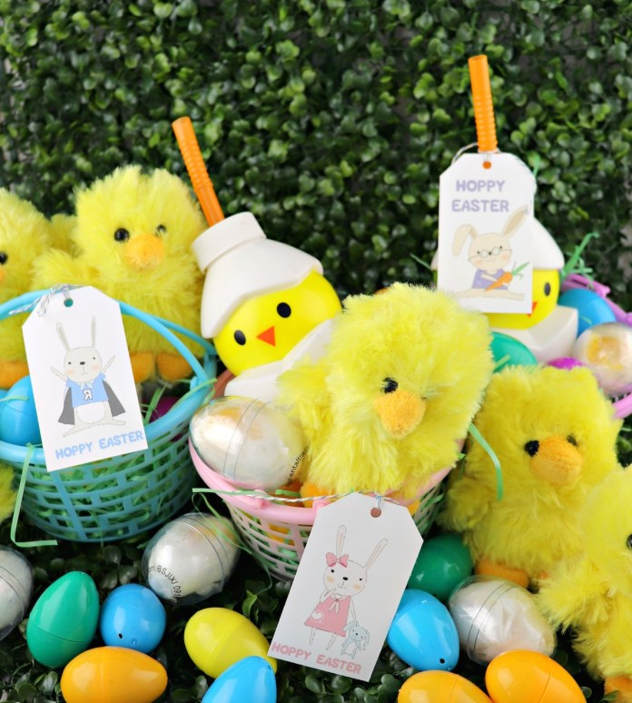 printable tags for easter baskets