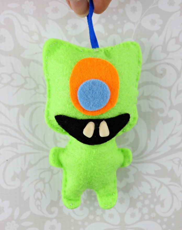 Monster kids plushies tutorial