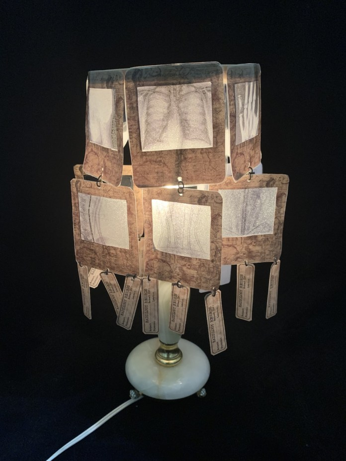 how to make an X-ray lamp