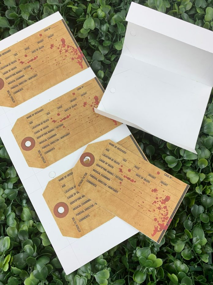 make wine labels with printable tags