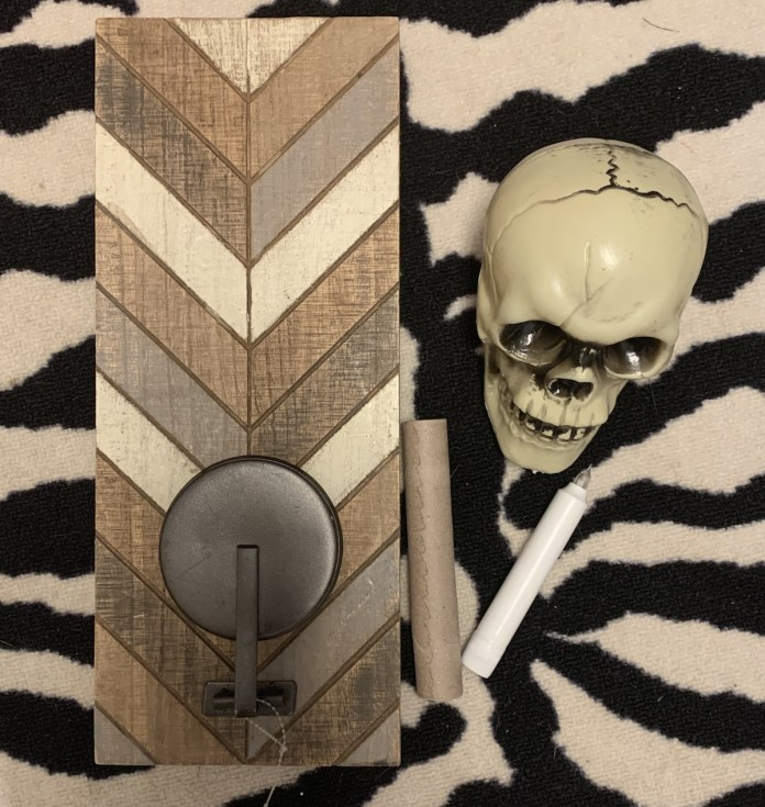 skull craft supplies