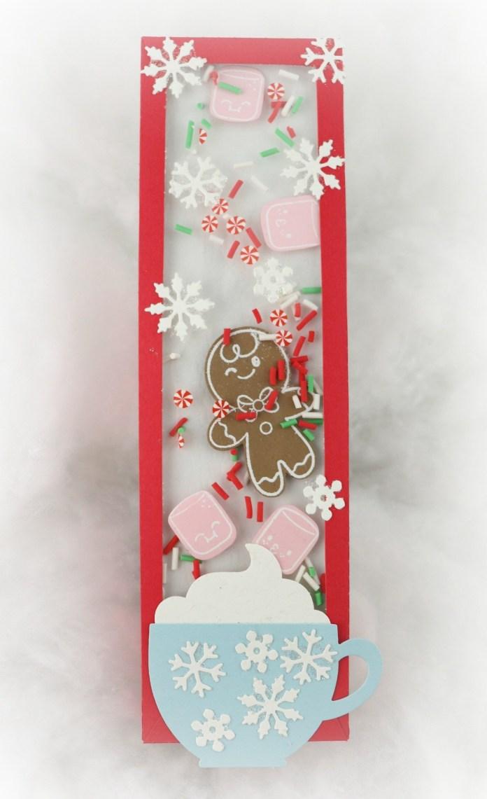 Gingerbread Shaker Box Tutorial