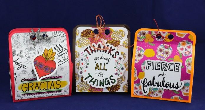 crafty chica gracias gift box
