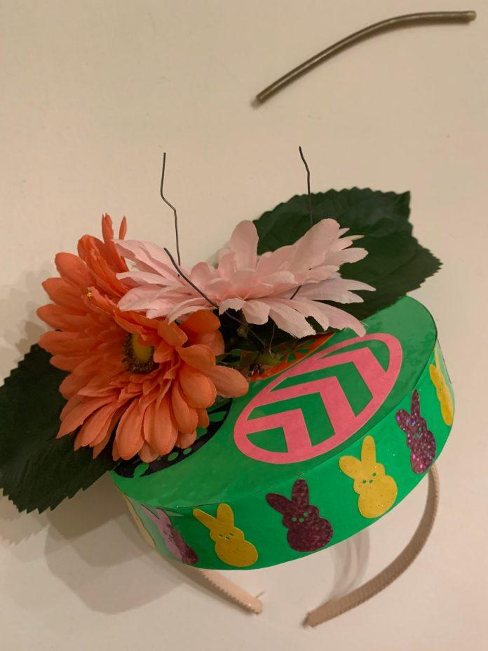 easter hat DIY