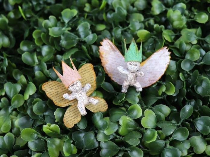 creepy fairy magnets
