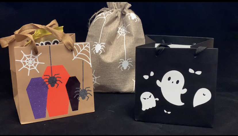 halloween bag DIY