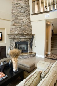 Upgrade Your Fireplace With A Natural Stone Mantle