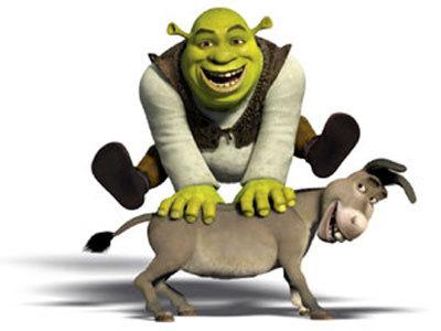 Shrek_donkey