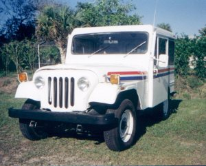 JeepMailTruck