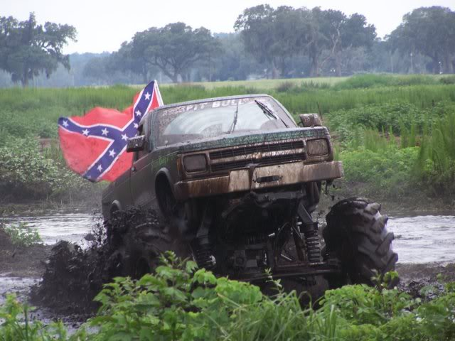 redneck mudder