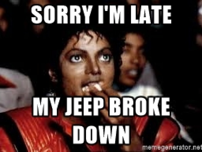 jeep michael