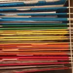 Taming the paper clutter: What to file where