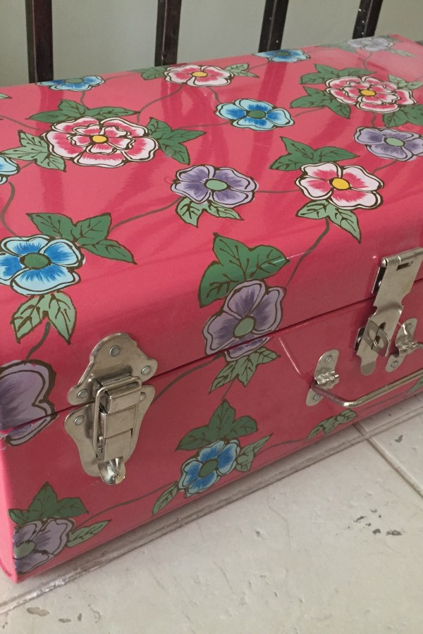 The Tale of the Pretty Pink Suitcase: A lesson in shopping