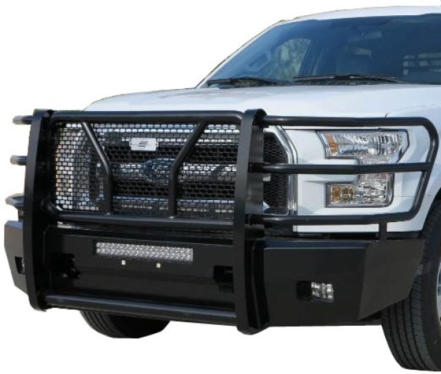 Home F 150 Steelcraft Hd Elevation Front Bumper For 2015 2016 Ford F 150
