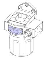 Injector Dynamics ID-F750 Fuel Filter + Optional ID-PTS