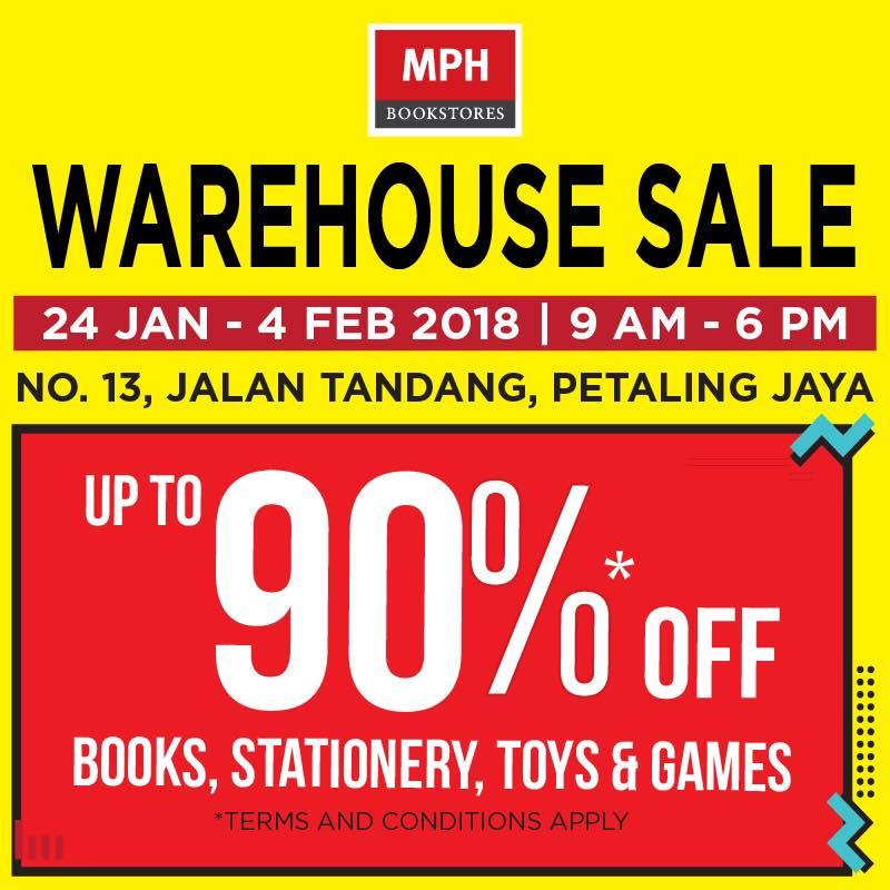 Mph Bookstores Warehouse Sale Morepromo Info