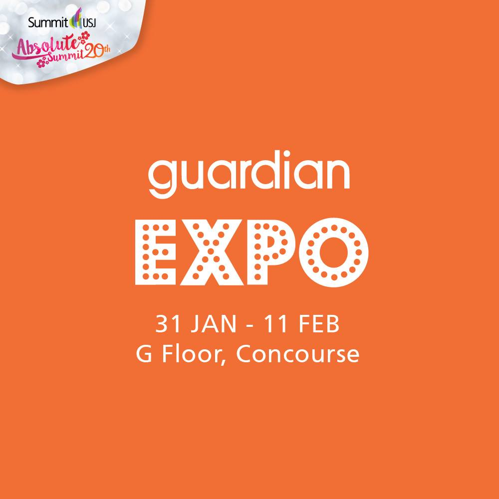 Guardian Expo | Summit USJ - MorePromo