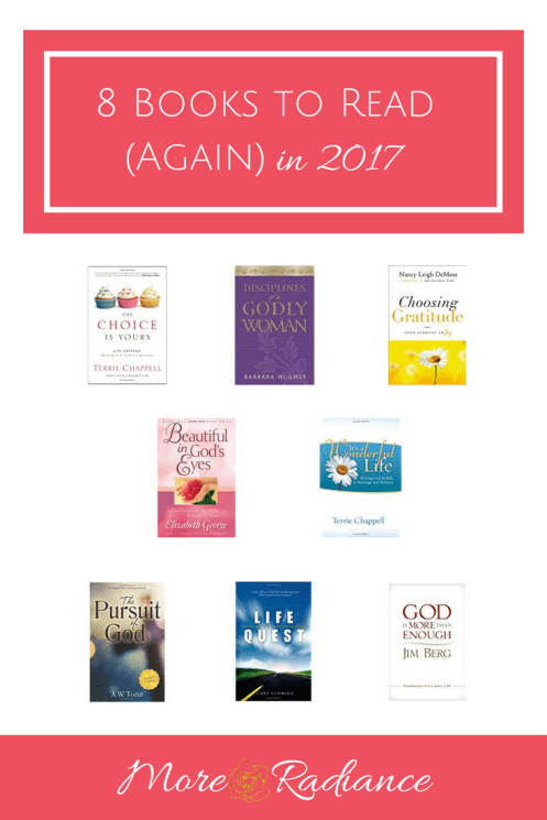 8 Books to Read (Again) in 2017