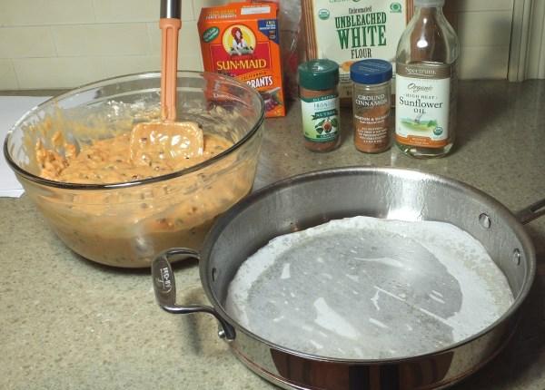 butt squash soup carrot cake 012.2