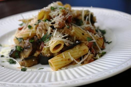 eggplant pasta 026.2