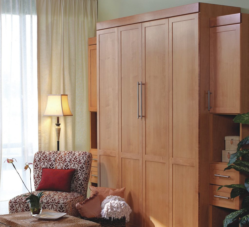 Murphy Cabinet Bed