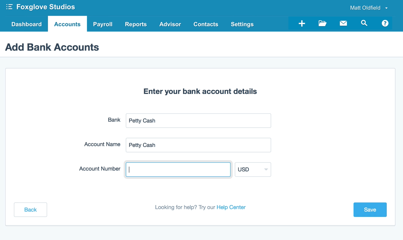 Managing Petty Cash In Xero More Than Accountants