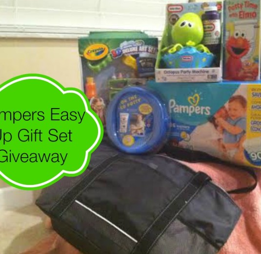 pampers potty training giveaway